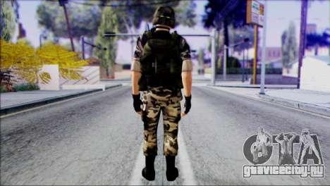 Hecu Soldier 1 from Half-Life 2 для GTA San Andreas второй скриншот