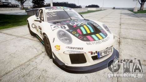 RUF RGT-8 GT3 [RIV] Project CARS для GTA 4