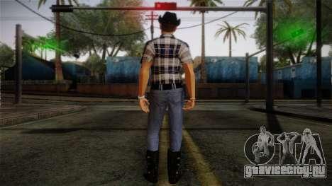Gedimas Edward Skin HD для GTA San Andreas второй скриншот