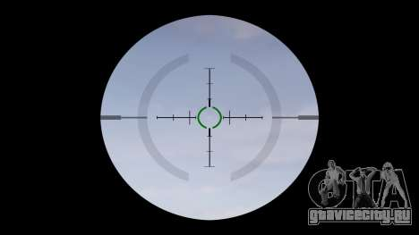 Автоматический карабин M4 Sirs Tactical target для GTA 4 третий скриншот