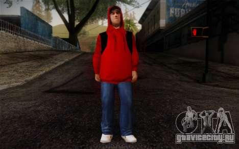 Ginos Ped 6 для GTA San Andreas