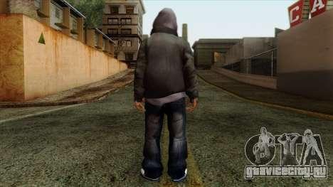 GTA 4 Skin 16 для GTA San Andreas второй скриншот