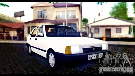 Tofas Dogan 90 Model для GTA San Andreas