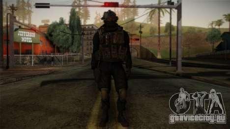 Modern Warfare 2 Skin 2 для GTA San Andreas
