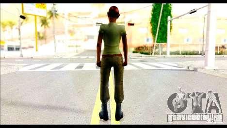 Ginos Ped 35 для GTA San Andreas второй скриншот