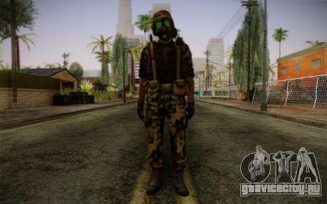 Hecu Soldiers 4 from Half-Life 2 для GTA San Andreas