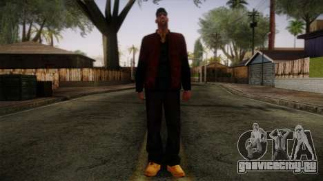 GTA San Andreas Beta Skin 16 для GTA San Andreas