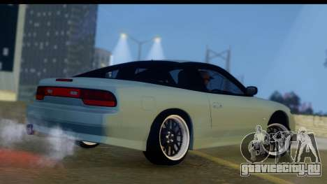 Nissan 180SX LF Silvia S15 для GTA San Andreas