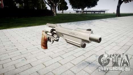 Револьвер HandCannon для GTA 4