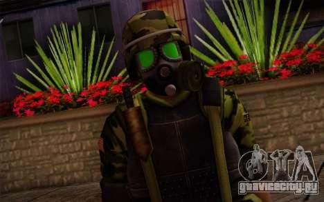 Hecu Soldiers 4 from Half-Life 2 для GTA San Andreas третий скриншот