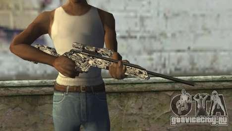 Новая снайперская винтовка для GTA San Andreas третий скриншот