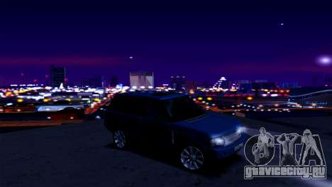ENB для слабых и средних ПК SA:MP для GTA San Andreas четвёртый скриншот