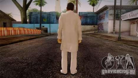 Gedimas Yakuza Boss Skin HD для GTA San Andreas второй скриншот
