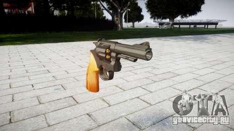 Револьвер Smith & Wesson для GTA 4