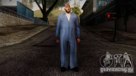 GTA San Andreas Beta Skin 19 для GTA San Andreas