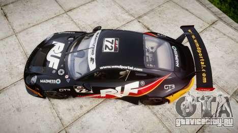 RUF RGT-8 GT3 [RIV] RUF для GTA 4