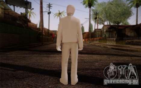 Ginos Ped 45 для GTA San Andreas второй скриншот