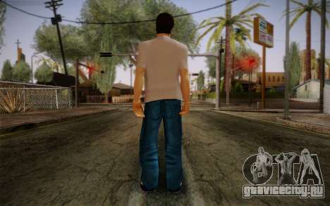 Ginos Ped 4 для GTA San Andreas второй скриншот