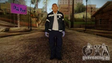 GTA 4 Emergency Ped 5 для GTA San Andreas