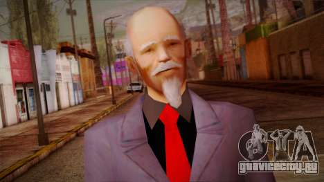 GTA San Andreas Beta Skin 13 для GTA San Andreas третий скриншот