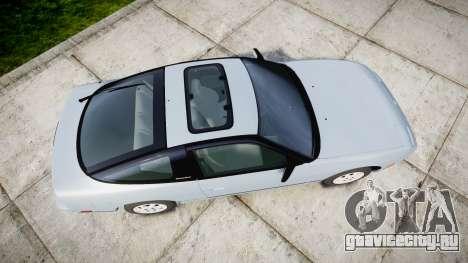 Nissan 240SX 1994 [EPM] для GTA 4 вид справа