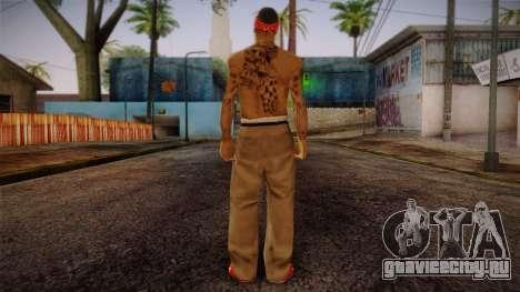 Fresno Buldogs 14 Skin 1 для GTA San Andreas второй скриншот