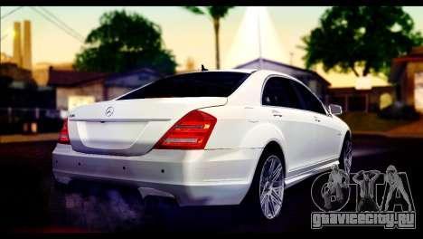 Mercedes-Benz S70 для GTA San Andreas вид слева