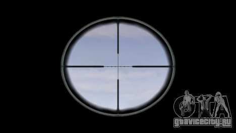 Автоматический карабин Ak5C target для GTA 4 третий скриншот