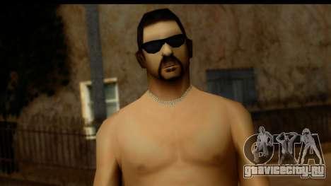 GTA San Andreas Beta Skin 7 для GTA San Andreas третий скриншот