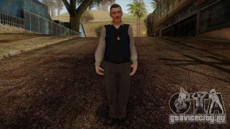 GTA 4 Emergency Ped 4 для GTA San Andreas