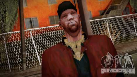 GTA San Andreas Beta Skin 16 для GTA San Andreas третий скриншот