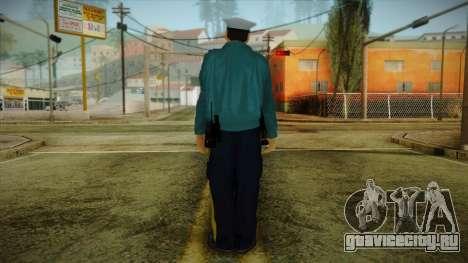 GTA 4 Emergency Ped 1 для GTA San Andreas второй скриншот