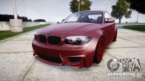 BMW 1M 2011 для GTA 4