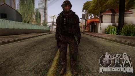 Modern Warfare 2 Skin 6 для GTA San Andreas