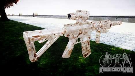 Автомат M4 Devgru для GTA 4 второй скриншот