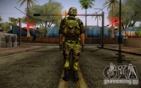 Hecu Soldiers 4 from Half-Life 2 для GTA San Andreas второй скриншот