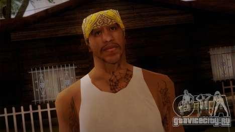 Fresno Buldogs 14 Skin 2 для GTA San Andreas третий скриншот