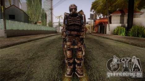 Mercenaries Exoskeleton для GTA San Andreas