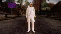 Gedimas Yakuza Boss Skin HD для GTA San Andreas