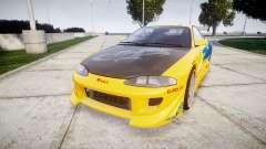 Mitsubishi Eclipse GSX 1995