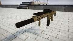 Штурмовая винтовка AAC Honey Badger [Remake] tar