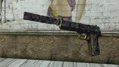 Новый Пистолет с Глушителем