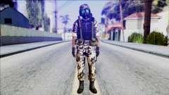 Hecu Soldier 2 from Half-Life 2 для GTA San Andreas