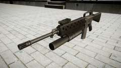 Винтовка M16A2 M203 sight4