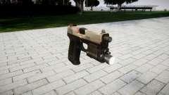 Пистолет HK USP 45 berlin для GTA 4
