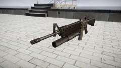 Винтовка M16A2 M203 sight3