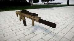 Штурмовая винтовка AAC Honey Badger [Remake]