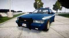 GTA V Vapid Police Cruiser Gendarmerie1 для GTA 4
