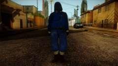 Scientist from Prototype 2 для GTA San Andreas