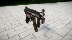 Пистолет-пулемёт MP5K